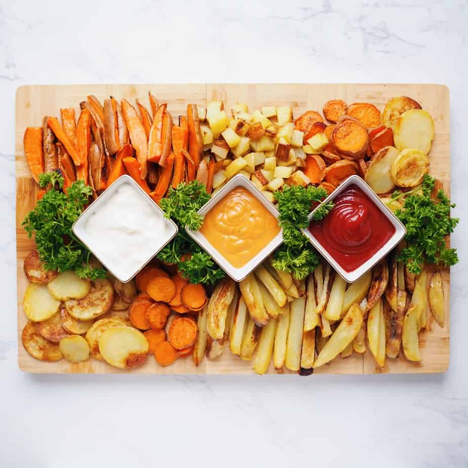 How to Make a Fry Board