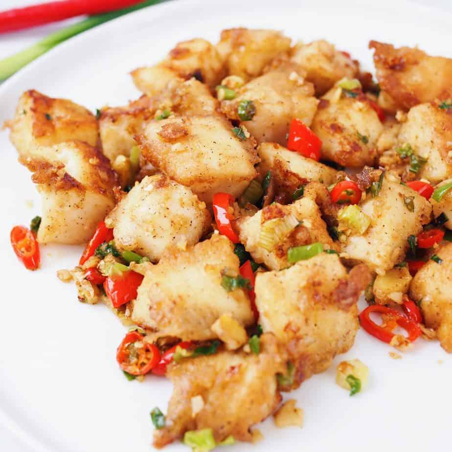 Chinese Salt & Pepper Fish