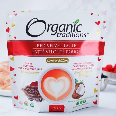 Organic Traditions Red Velvet Mix