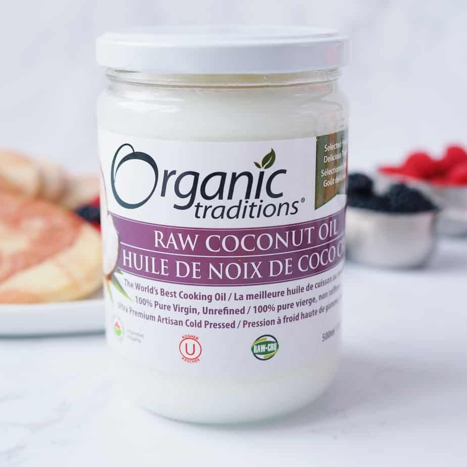 Organic Traditions Coconut Oil