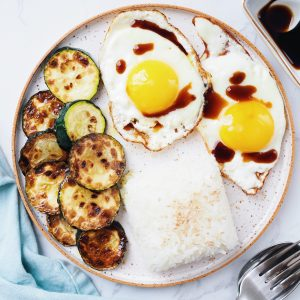 chinese soy sauce egg