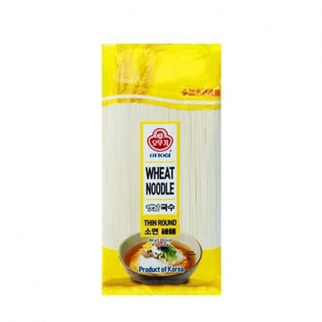 Extra Thin Round Wheat Noodles