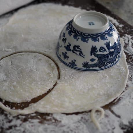 mochi dough