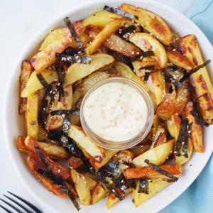 Nori Fries