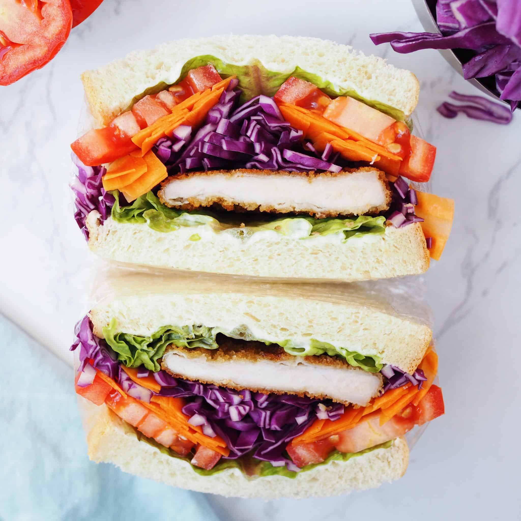 wanpuka sandwich