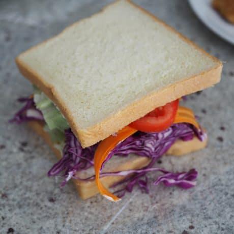 layered sandwich