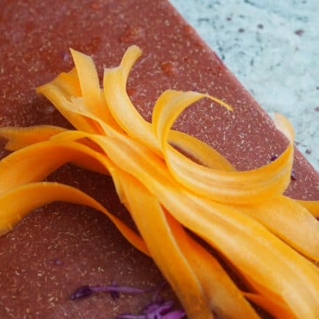 carrots for Japanese Wanpaku Sandwich