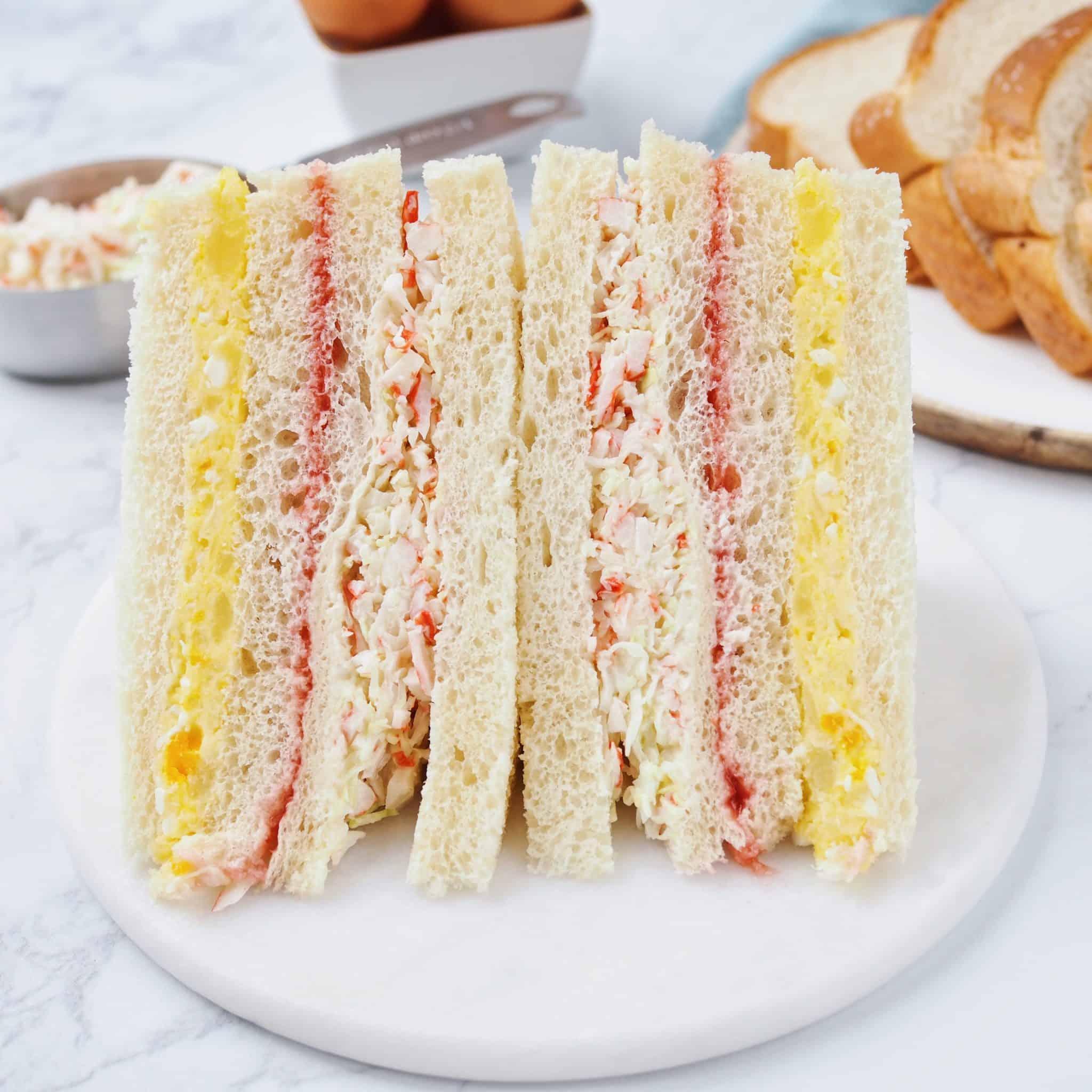 Inkigayo Sandwich (K-Pop Idol Sandwich) - Christie at Home
