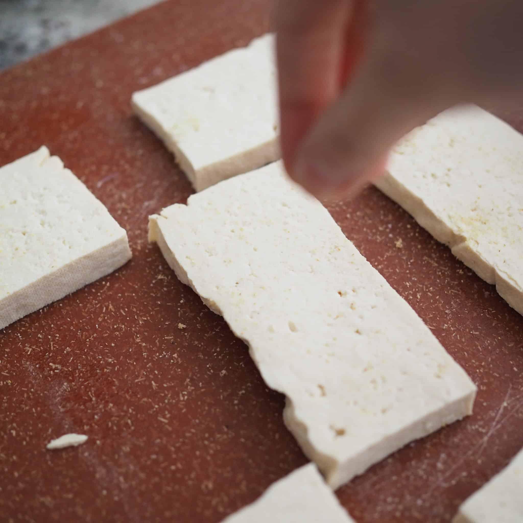 season tofu