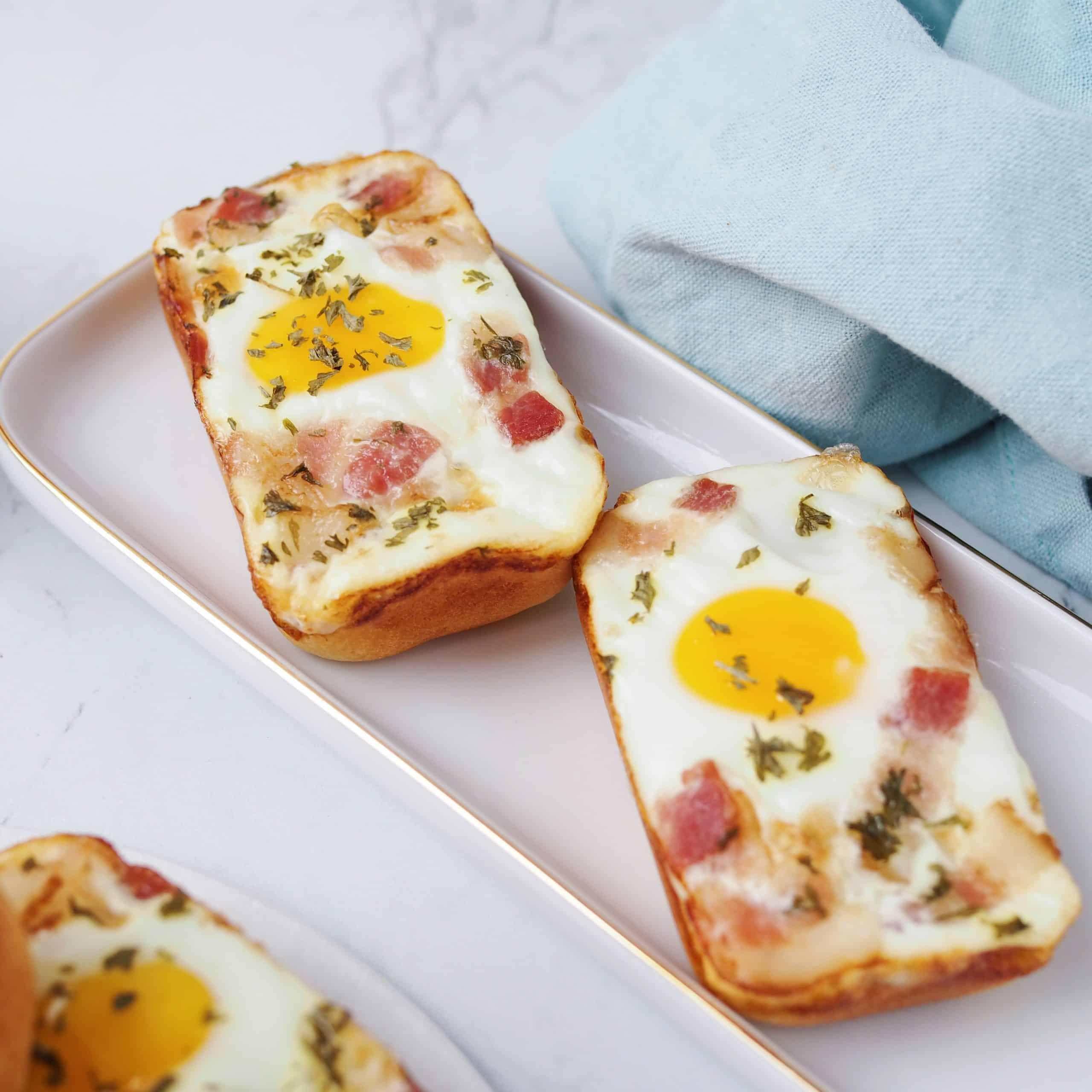 Korean Egg Bread
