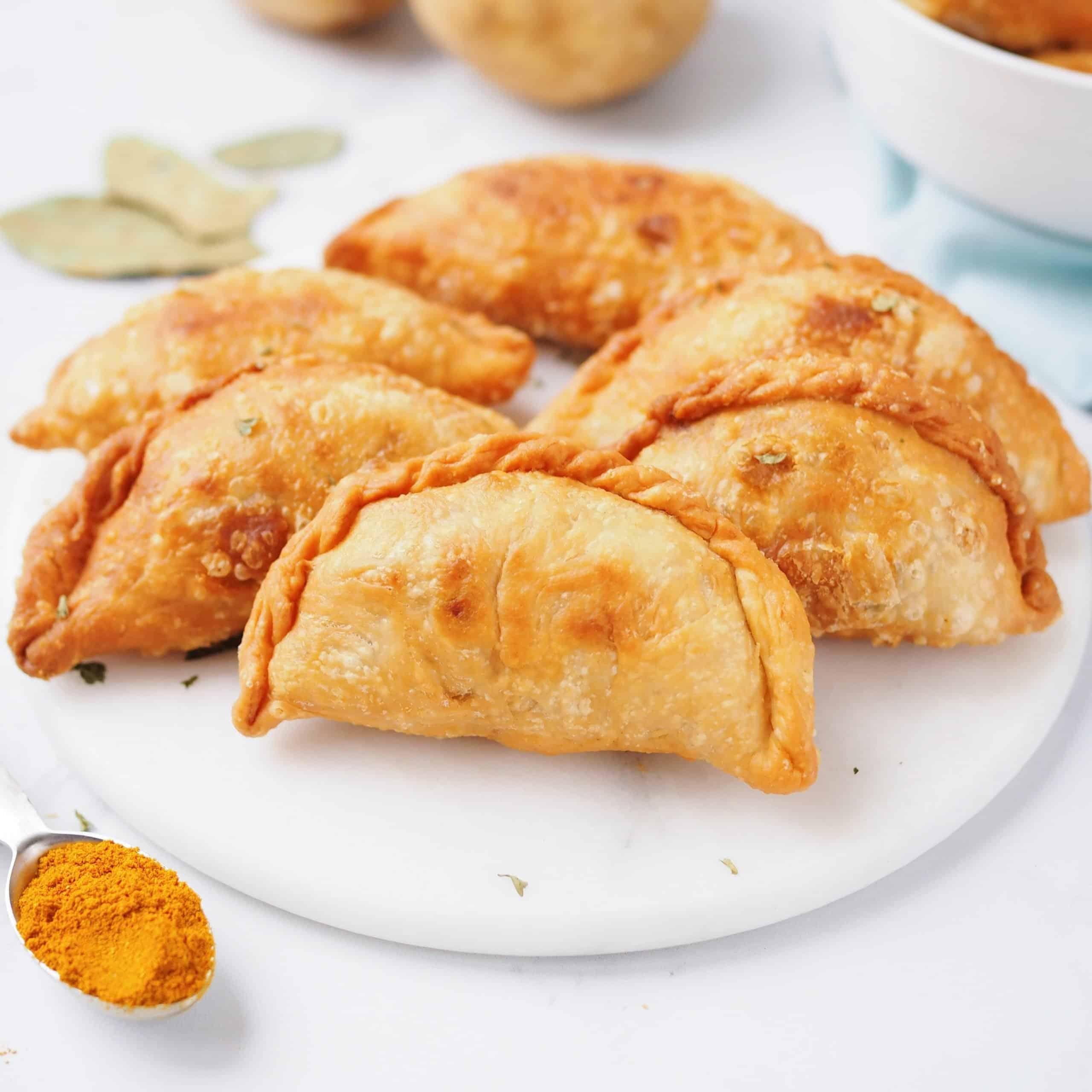 Malaysian Curry Puffs