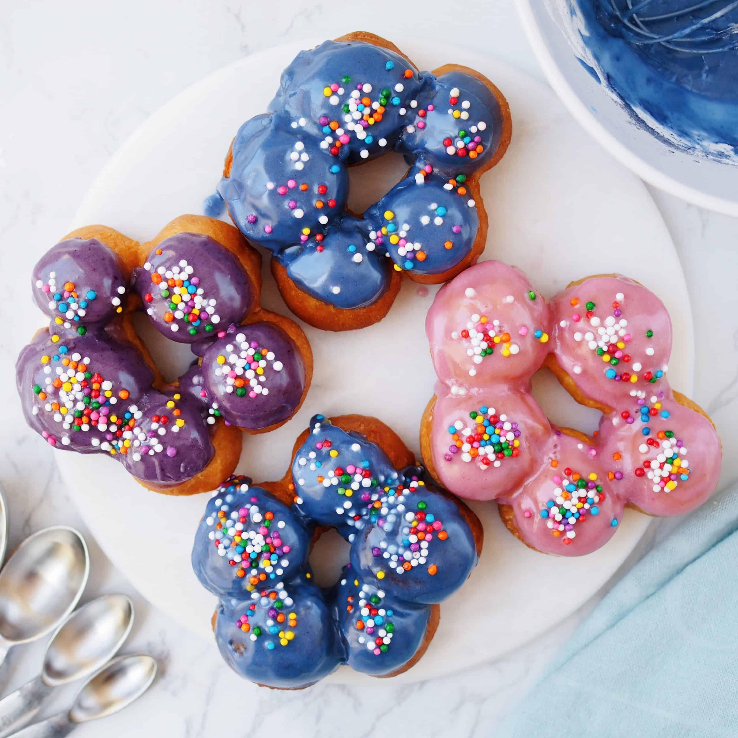 japanese mochi donuts