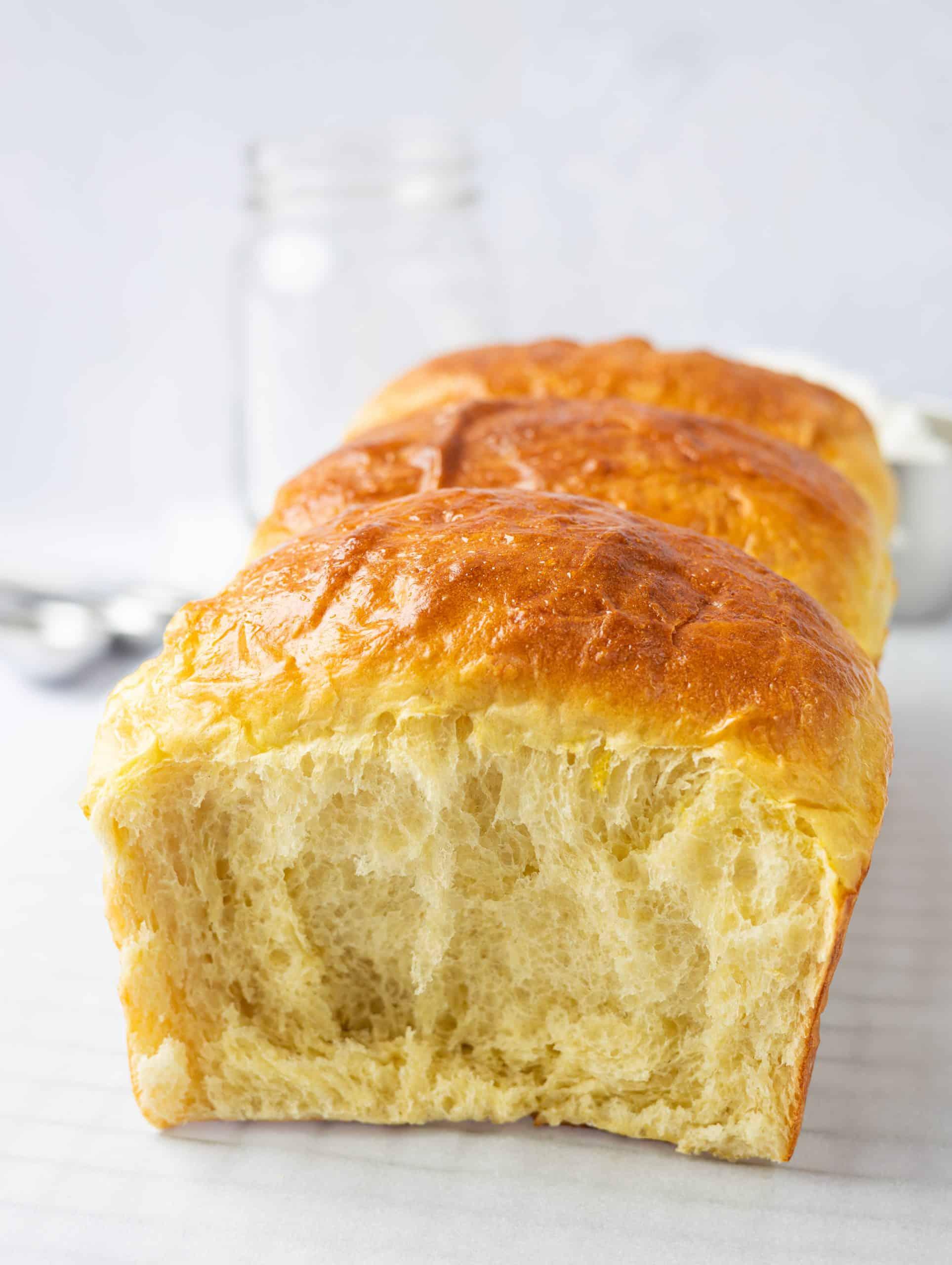 Tangzhong Bread (Dairy-Free)