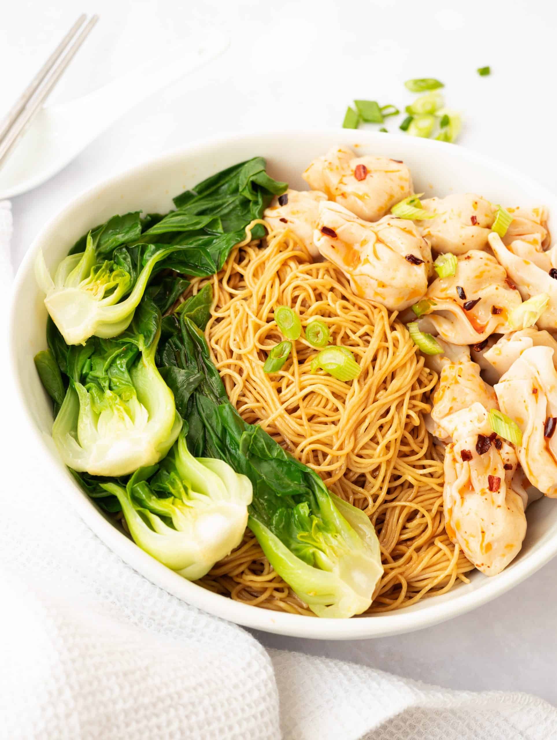 Dry Wonton Noodles