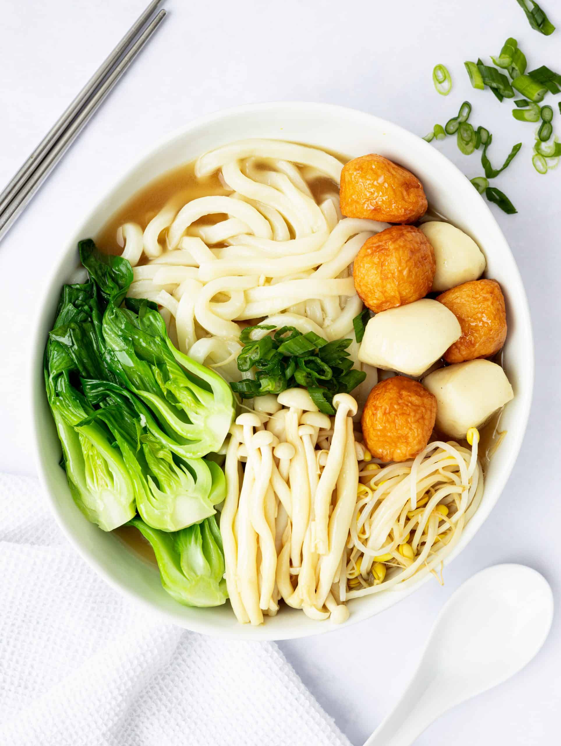 Fish Ball Noodle Soup 15 Min Recipe Christie At Home