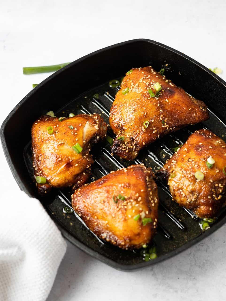 Chinese Five Spice Honey Chicken