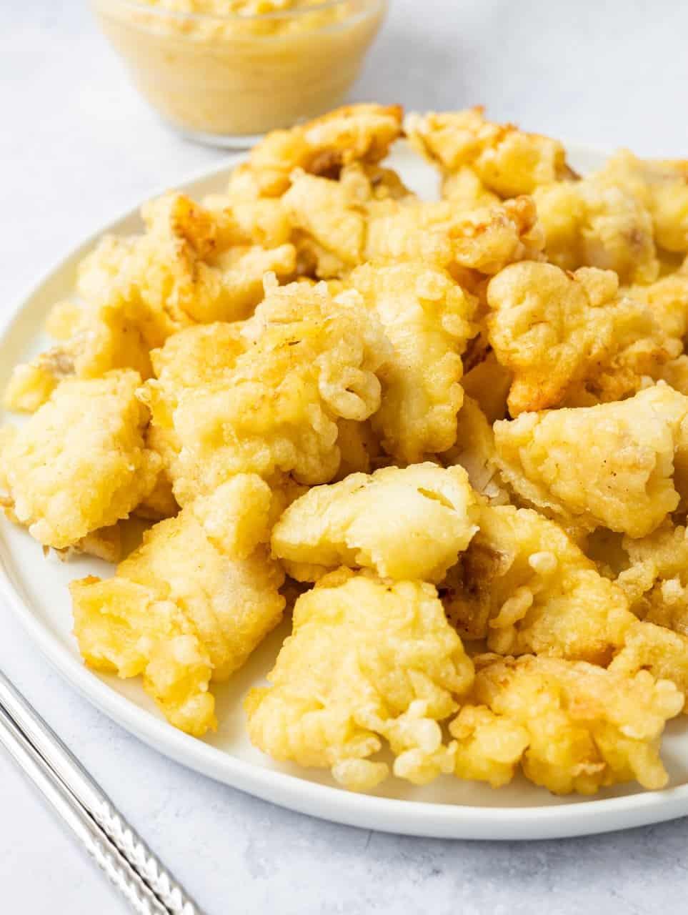 Cantonese Cream Corn Fish