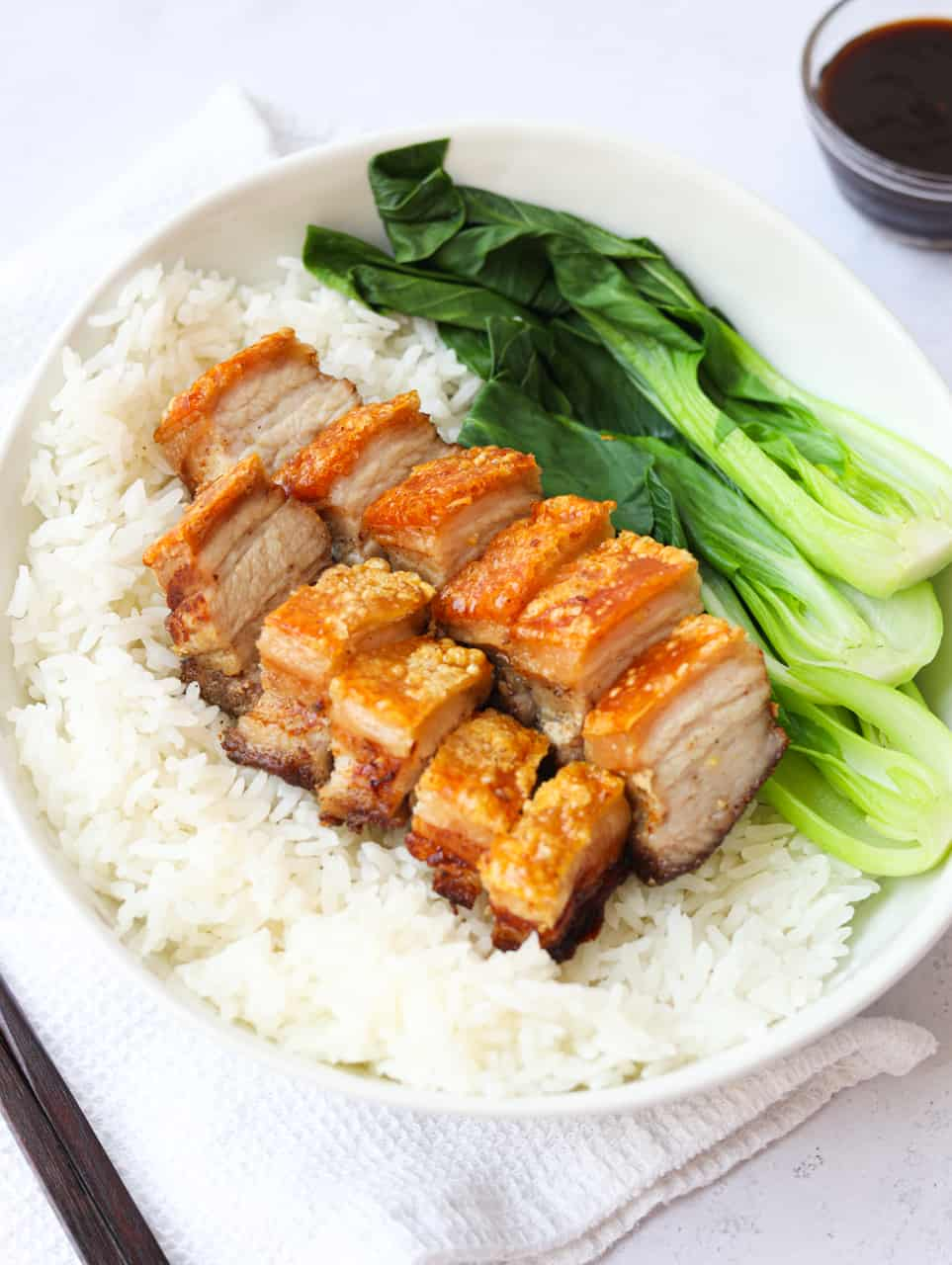 Chinese Roasted Pork Belly