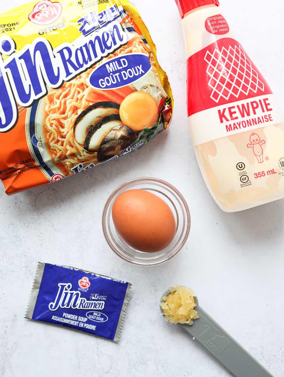 Kewpie Mayo Ramen Hack