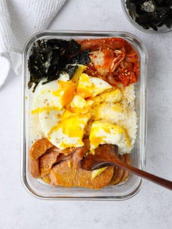 Dosirak Korean Lunch Box